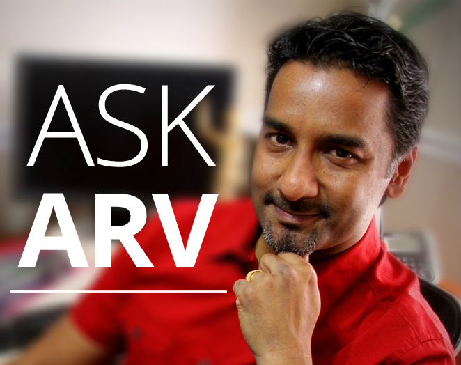 Ask Arv Podcast Questions