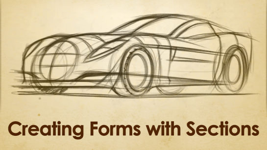 Digital Sketching: Drawing Cars with Details