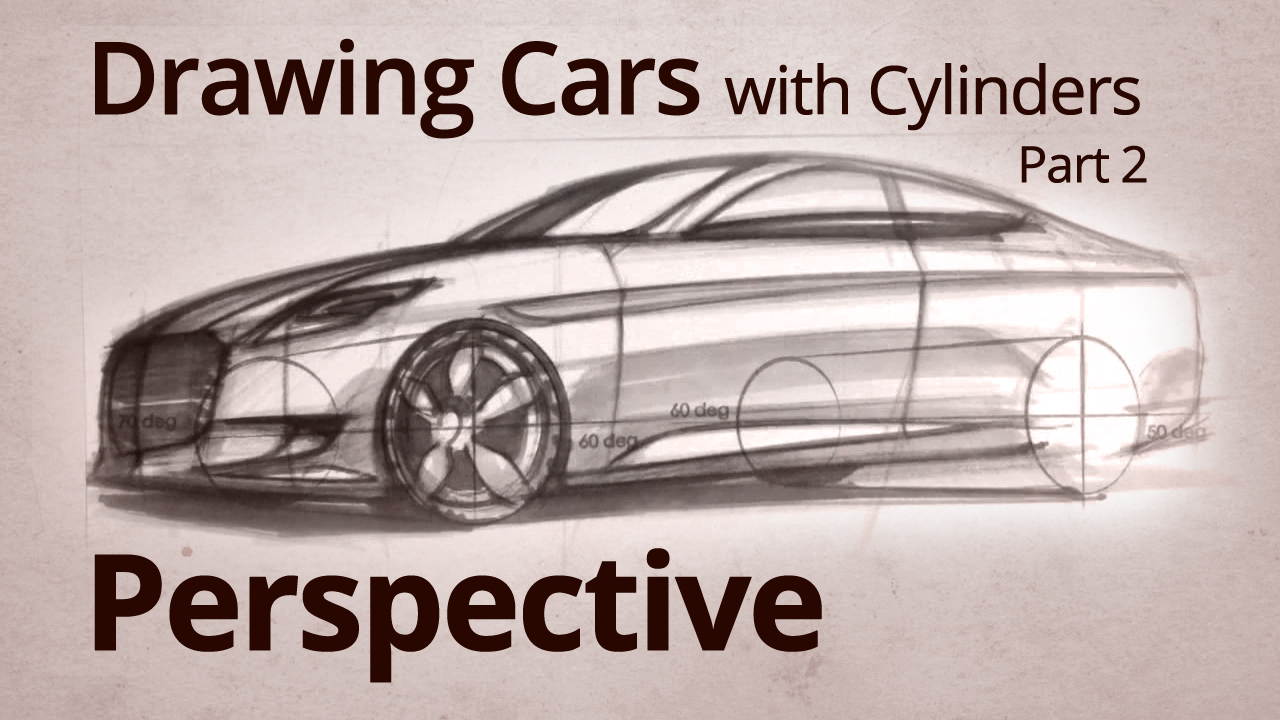 Drawing Cars In Two Point Perspective