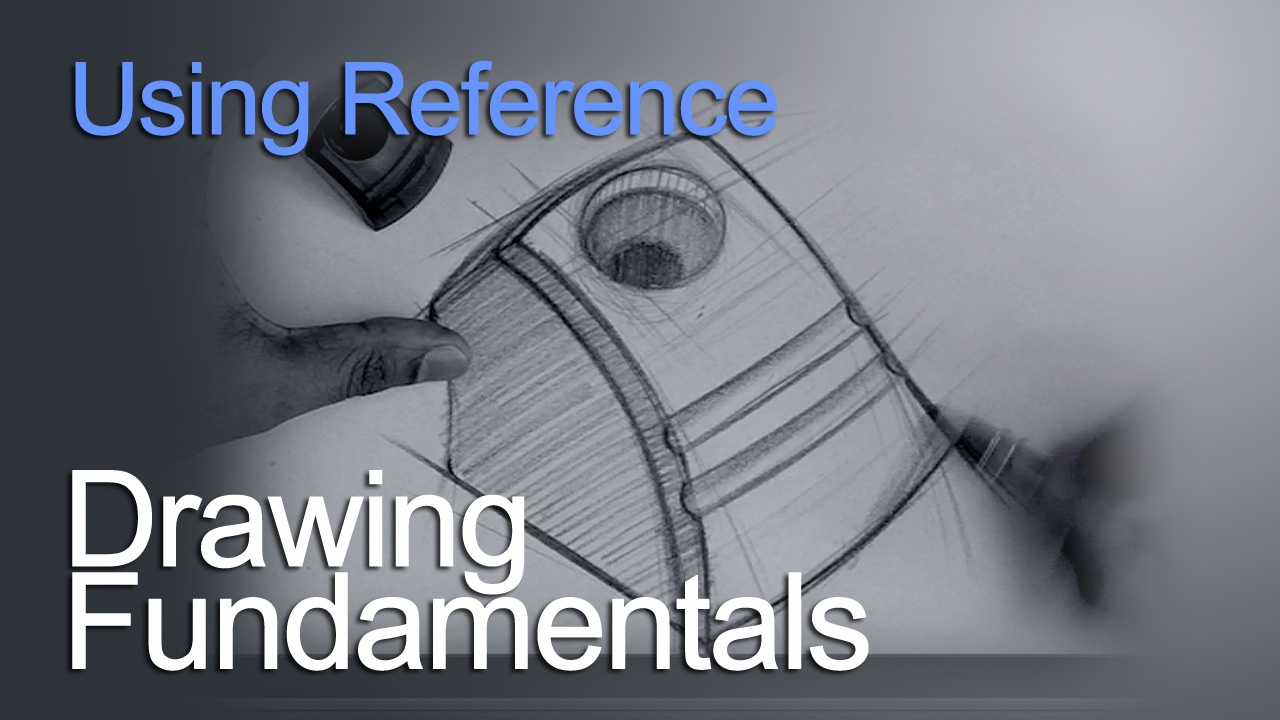 OBSERVATIONAL SERIES: DRAWING A PEN HOLDER